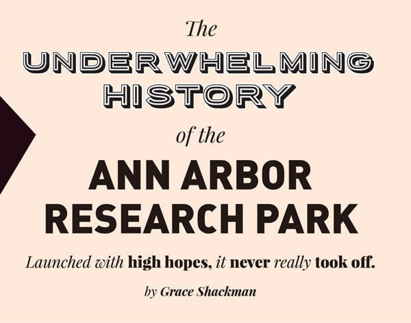 Ann Arbor Research Park