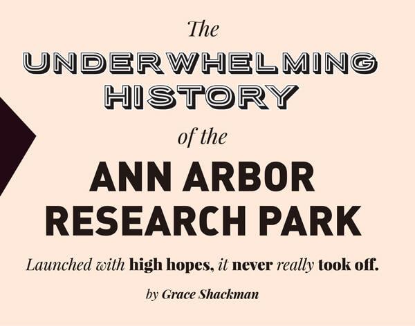 Ann Arbor Research Park