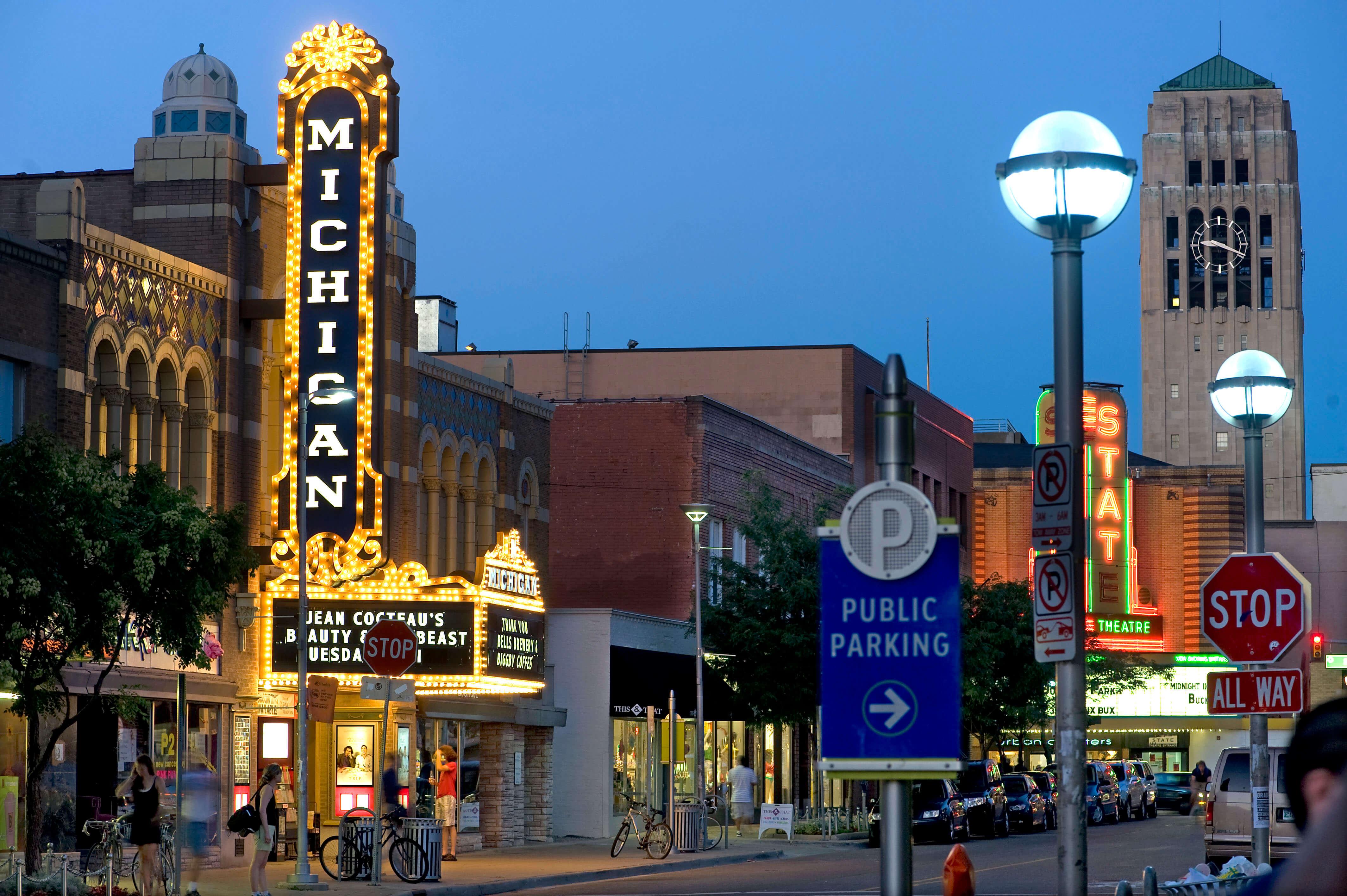 commercial real estate Ann Arbor