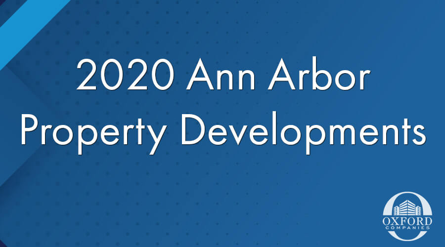 Ann Arbor property developments