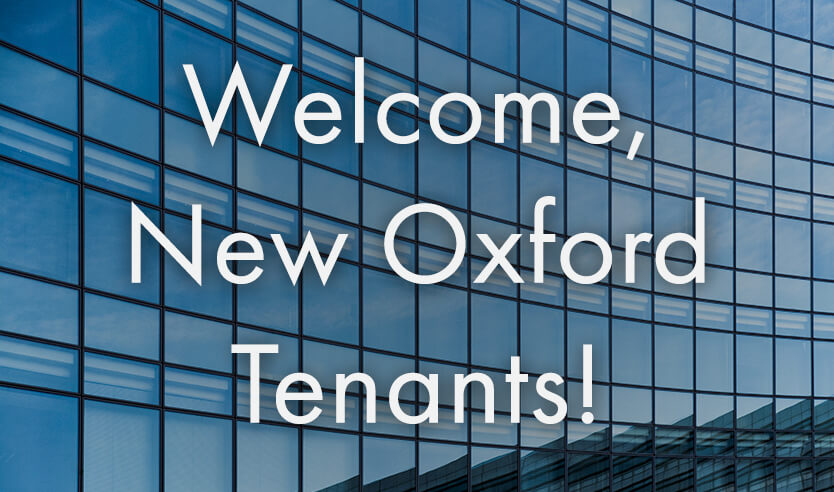 Oxford tenants