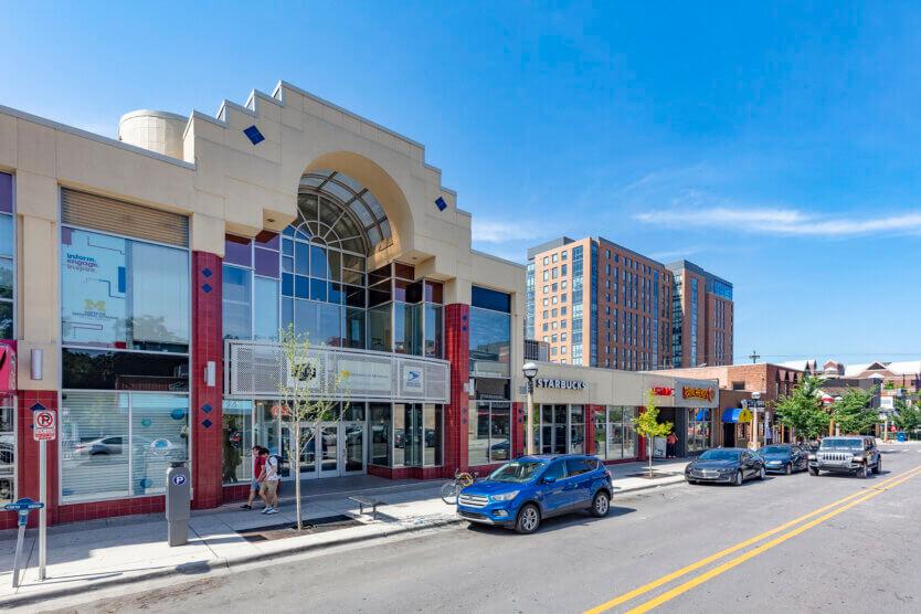 Galleria Ann Arbor